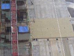 外墙岩棉板施工案例