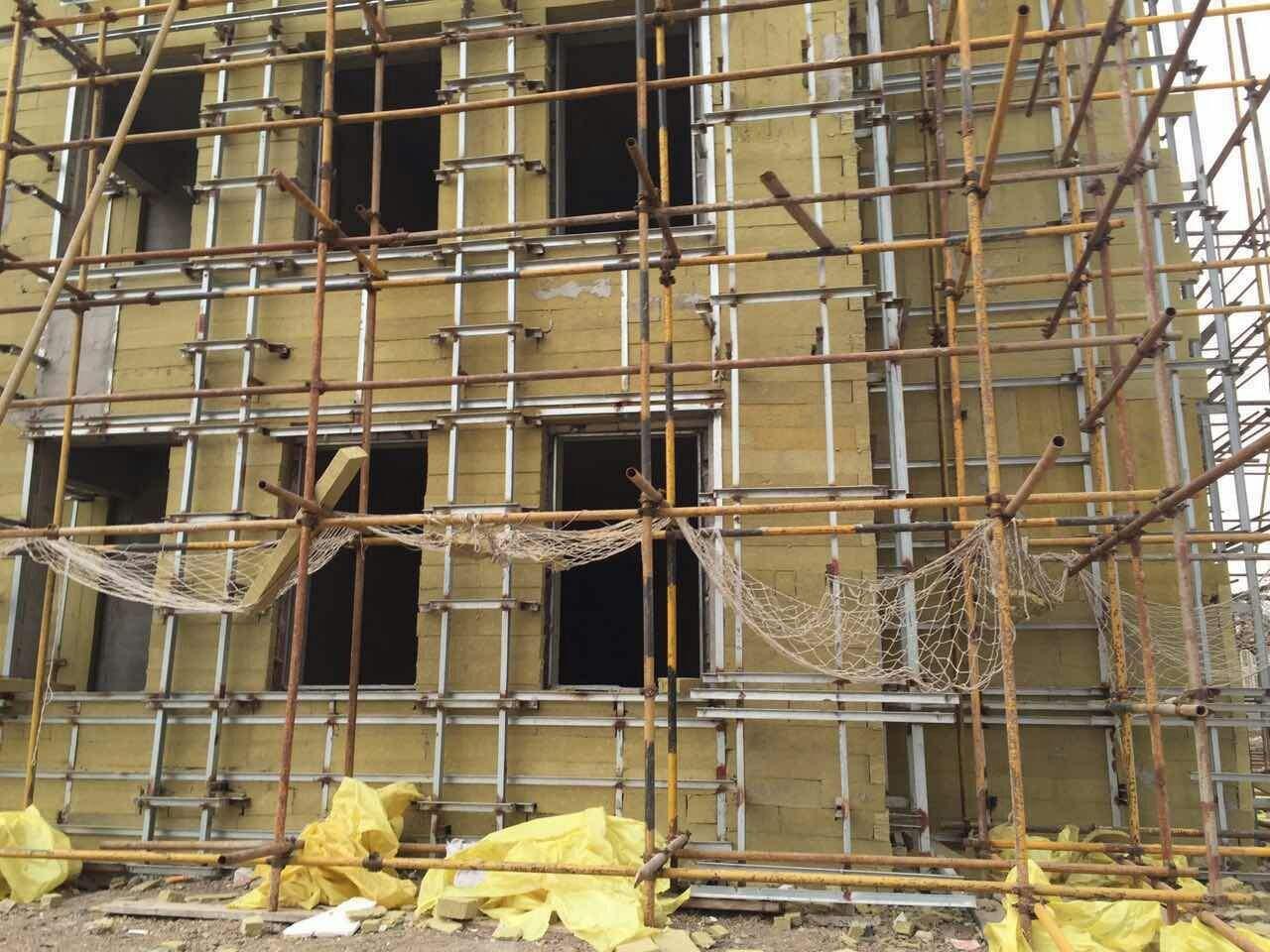 保温岩棉板案例-四川大学华西第二院锦江